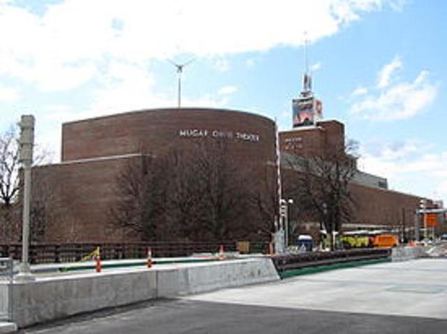 Mugar Omni Theater at the Museum of Science