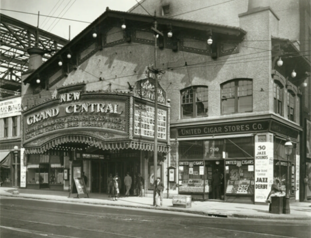 New Grand Central Theater, St. Louis, Mo.