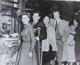 NYC ROXY 1954 Mitzi Gaynor, Johnny Ray, Ethel Merman, Dan Dailey