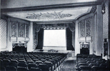 <p>The Felton Theatre's design was criticized as being benign and more garage-like in 1919/20 – an era in which movie palaces were being designed even outside of downtown areas. So its interior was remodeled just five years after opening by the firm of Magaziner, Eberhard & Harris getting a raised roof, new organ, and increased backstage area. The results put it on par with other neighborhood palaces of the day.</p>