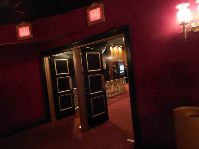 1-22-16 doors to Foyer from near auditorium