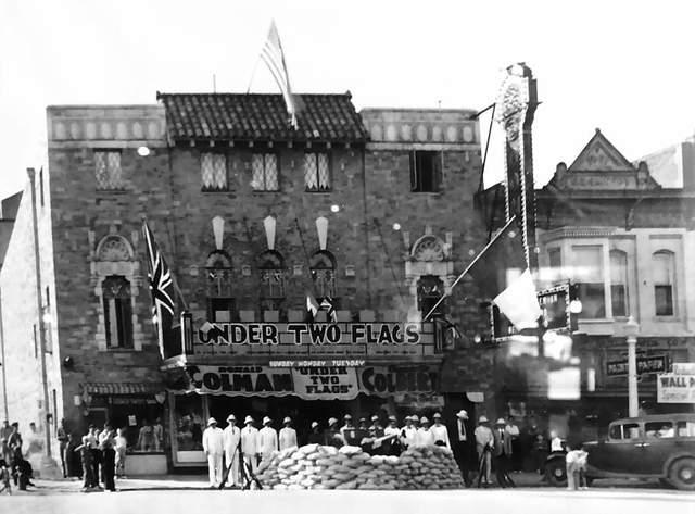 Sooner Theatre  101 E. Main Street, Norman, OK...1935.