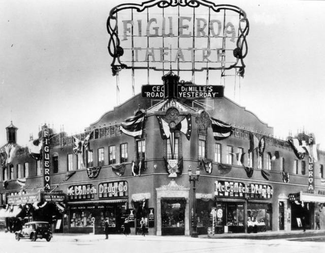 Fox Figueroa Theatre exterior