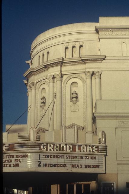 Grand Lake 1980s