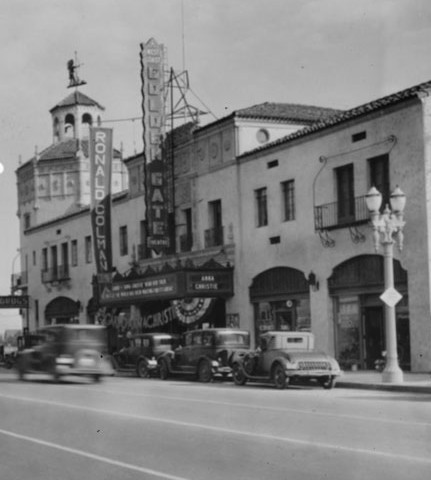 Golden Gate Theatre building exterior