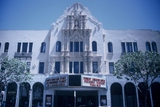 Golden State extensive facade