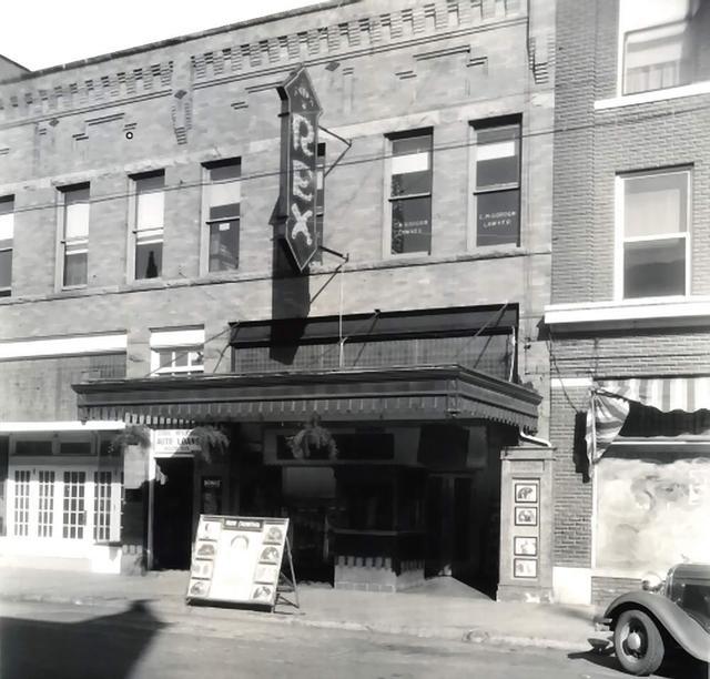 Rex Theatre  219 West Sixth Street, Okmulgee, OK...1936.