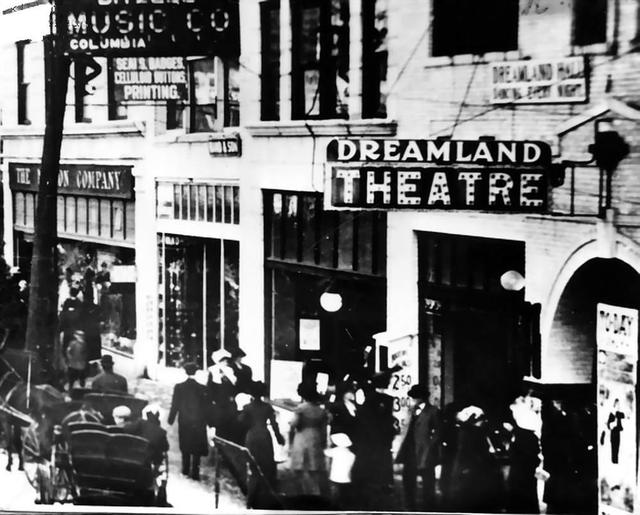 Dreamland Theatre 310 W. Main Street, Oklahoma City, OK...1912.