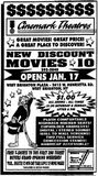 January 17th, 1997 grand opening ad