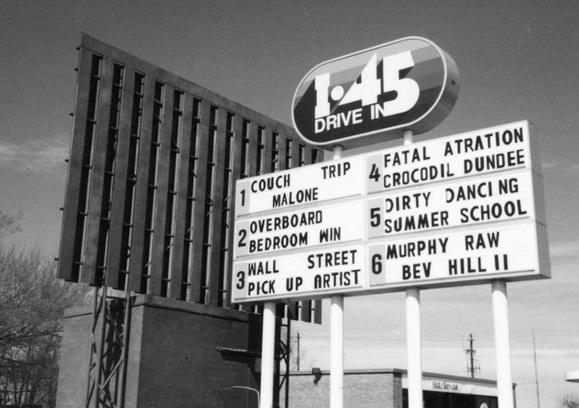 I 45 Drive In In Houston Tx Cinema Treasures
