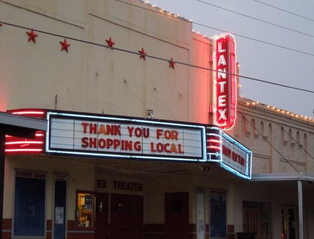 Lan-Tex Theater