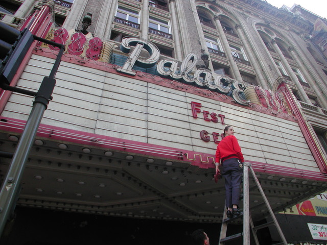 Palace Theatre - 2002
