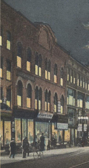 Hippodrome, c1913