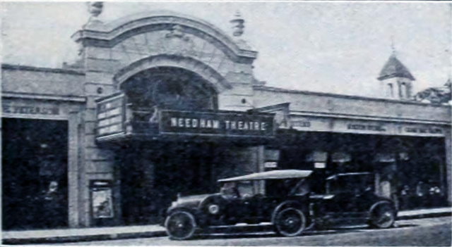 Needham Cinema