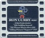 BFI Cinema 100 Commemorative Plaque