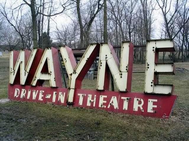 Wayne Drive-In  38547 Michigan Avenue, Wayne, MI...