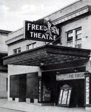 FREEDMAN Theatre; Forest City, Pennsylvania.