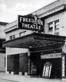 FREEDMAN Theatre; Forest City, Pennsylvania.