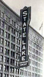 STATE-LAKE Theatre; Chicago, Illinois.
