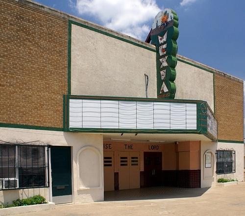 Mexia Theater