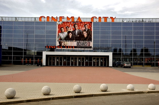 Kinepolis Cinema City Poznan
