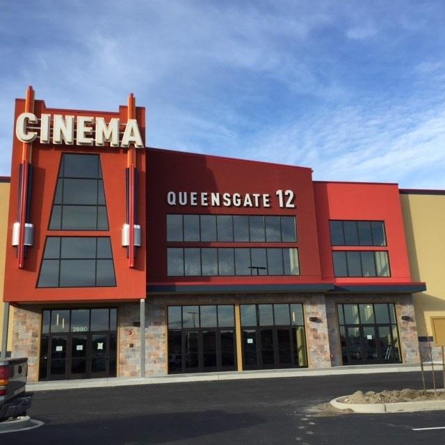 Queensgate 12 in Richland, WA - Cinema Treasures
