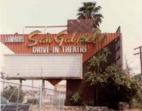 San Gabriel Drive-In