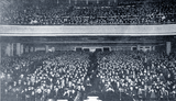 <p>A full house at the opening of the Keith in 1928</p>
