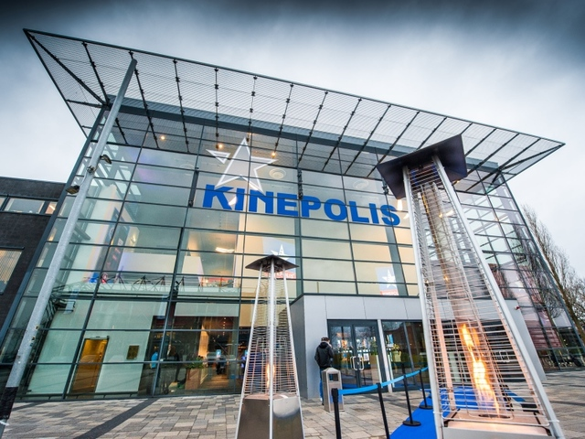 Kinepolis Enschede new