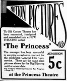 January 23rd, 1915 grand opening ad