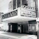 ROSELAND Theatre; Chicago, Illinois.