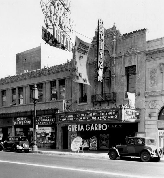 Fox Ritz Theatre exterior