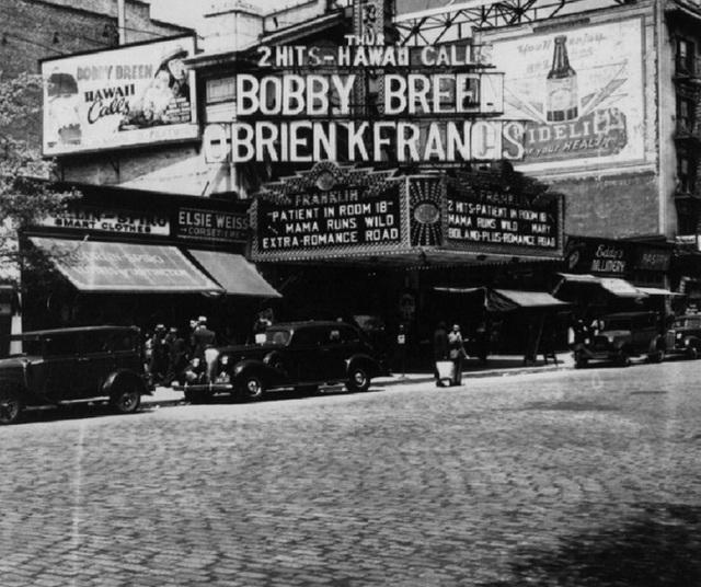 RKO Franklin Theatre