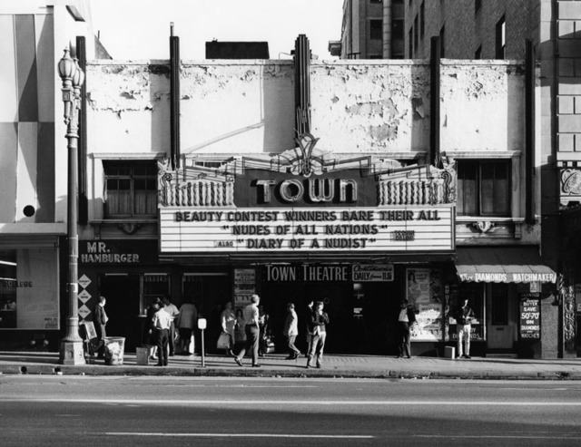 Town Theatre exterior