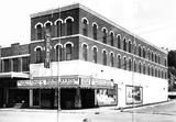 State Theatre  201 W. Main Street, Pawhuska, OK. Before Remodeling..1928.
