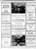 December 26th, 1909 grand opening ad
