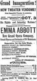 October 3rd, 1887 grand opening ad