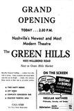 July 19th, 1951 grand opening ad