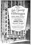 <p>February 24th, 1952 grand opening ad</p>