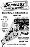 July 26th, 1951 grand opening ad