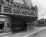 Fox Loyola Theatre exterior