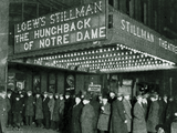 "<p>The Stillman packs them in for ""The Hunchback of Notre Dame"" in 1924.</p>"