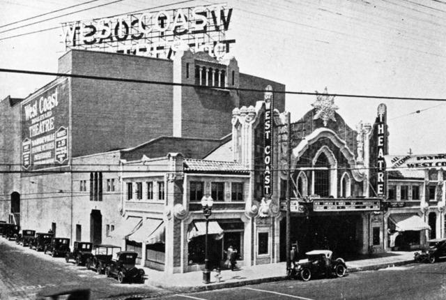 Fox Boulevard Theatre exterior