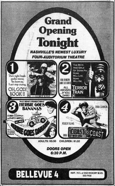 amc classic bellevue 8 in nashville tn cinema treasures