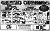 March 31st, 1995 grand opening ad