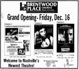 December 16th, 1983 grand opening ad