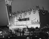 Fox Venice Theatre opening night (1951)