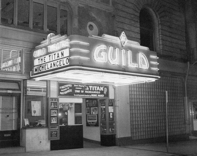 1950 photo via Stumptown Blogger.