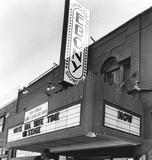 Ebony Theatre marquee