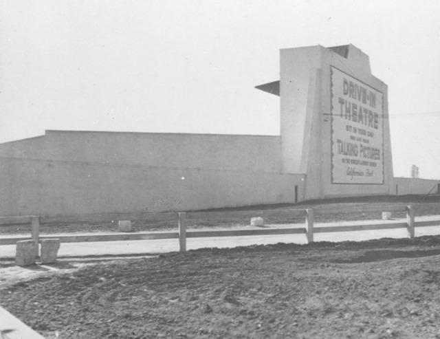Pico Drive-In Theatre